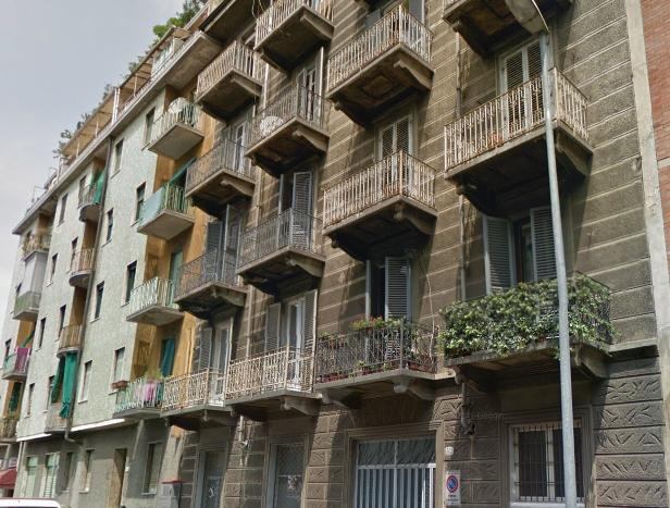 Facciata palazzo appartamento
