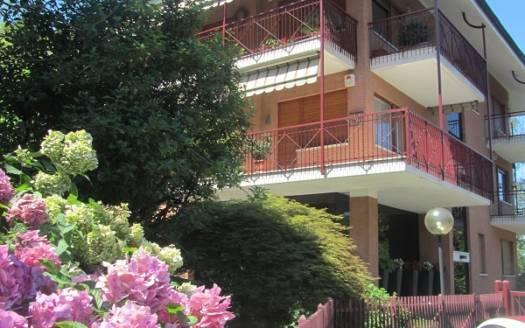 vende appartamento in collina Torino